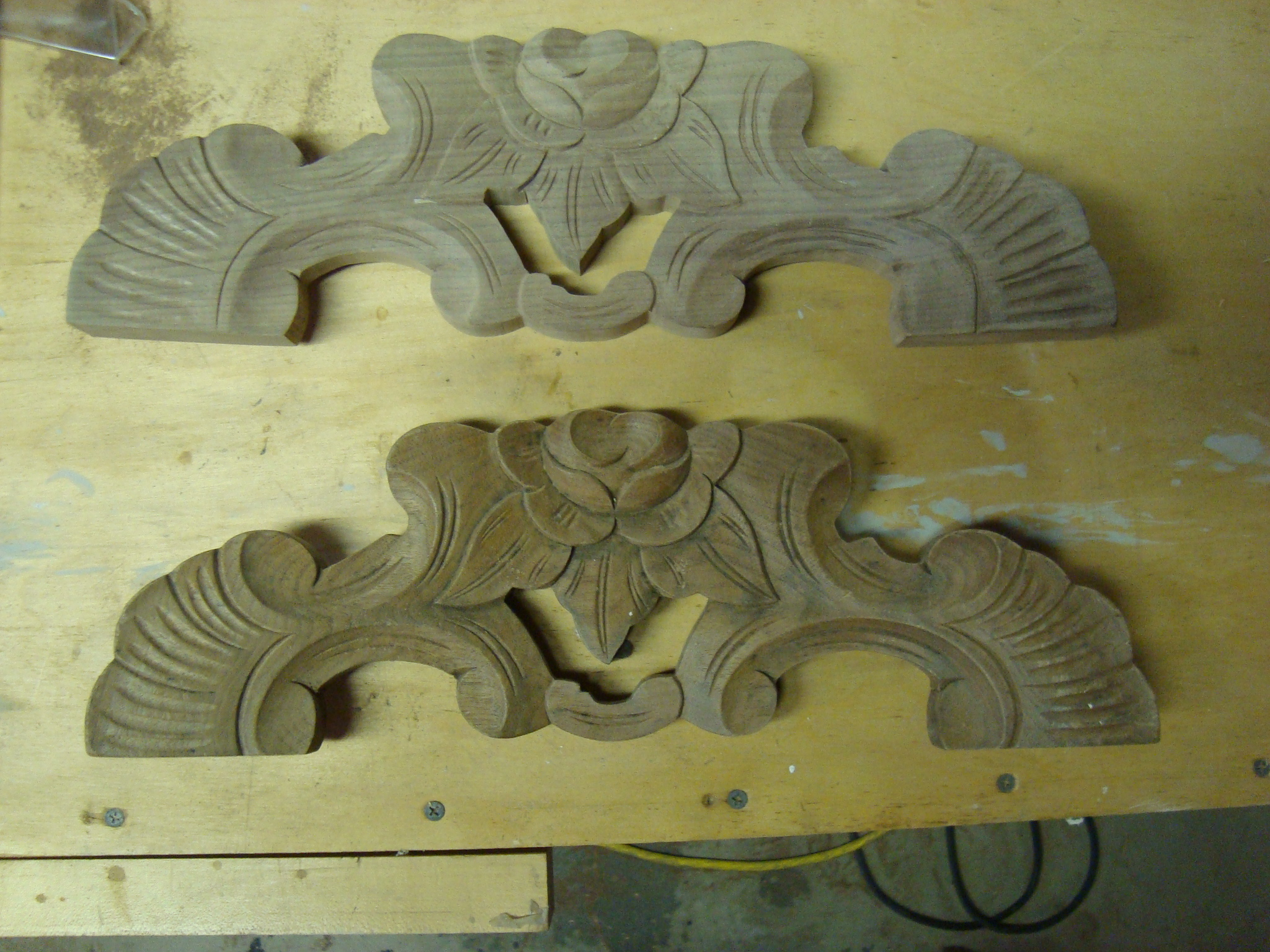 Carving - Finished View 2