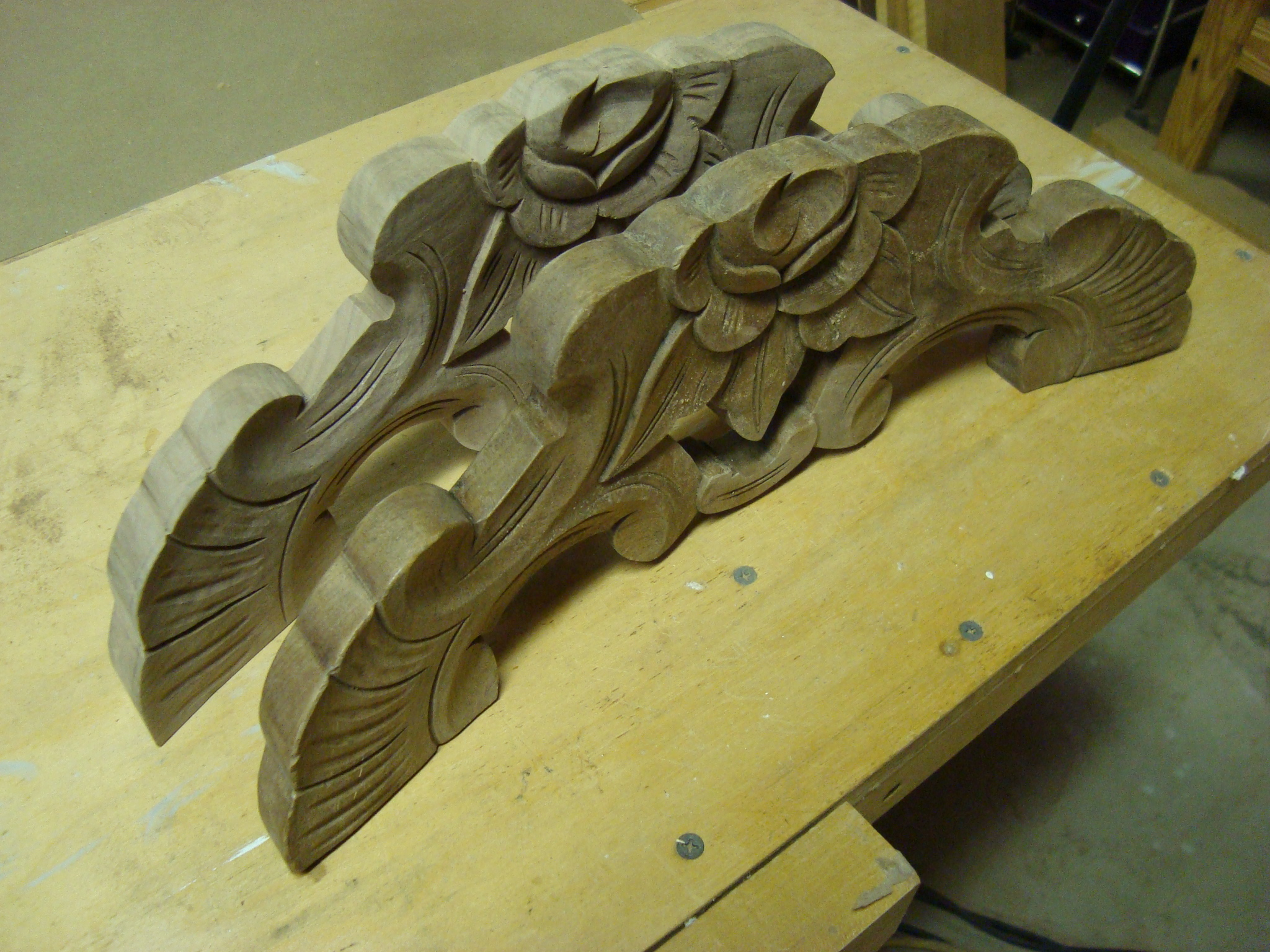 Carving - Finished View 1
